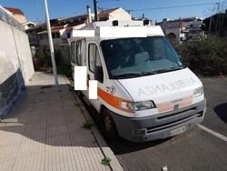 Fiat Ducato ambulance - Lot 0 (Auction 5172)