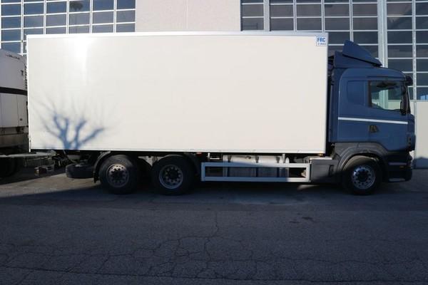 1#5174 Cessione di azienda dedita ad autotrasporto merci in conto terzi