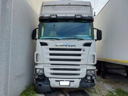 Motrice Scania per semirimorchio - Lotto 86 (Asta 5174)