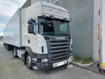 Motrice Scania per semirimorchio - Lotto 87 (Asta 5174)