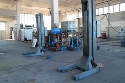 OMCN truck lift - Lote 61 (Subasta 5175)