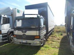 Autocarro Mercedes - Lotto 11 (Asta 5179)