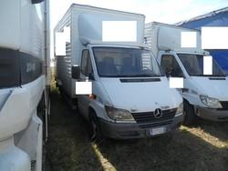 Furgone Mercedes - Lotto 3 (Asta 5179)