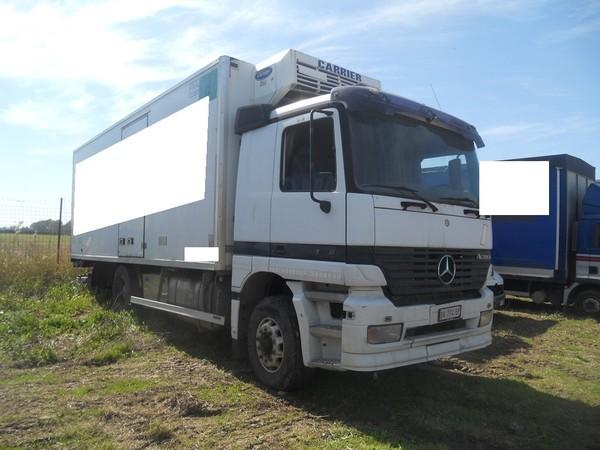 9#5179 Autocarro Mercedes