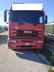 Iveco Magirus 440E42T road tractor - Lot 4 (Auction 5183)