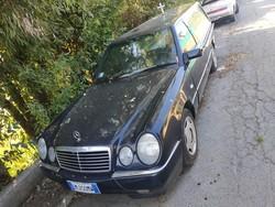 Mercedes Hearse - Lot 5 (Auction 5183)