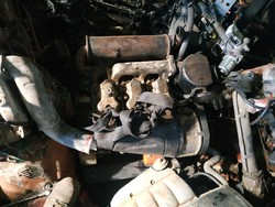Lombardini engine - Lot 8 (Auction 5183)