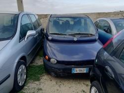 Fiat Multipla car - Lot 1 (Auction 5189)