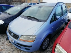 Autovettura Fiat Idea - Lotto 10 (Asta 5189)