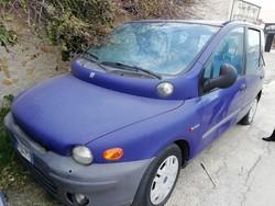 Fiat Multipla car - Lot 13 (Auction 5189)