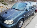 Kia Carnival car - Lot 14 (Auction 5189)