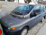 Fiat Multipla car - Lot 17 (Auction 5189)