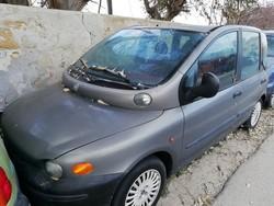 Fiat Multipla car - Lot 17 (Auction 5189)