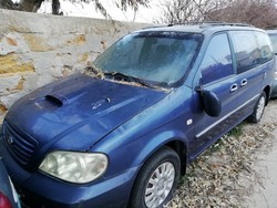 Kia Carnival car - Lot 18 (Auction 5189)