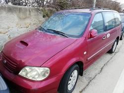 Kia Carnival car - Lot 2 (Auction 5189)