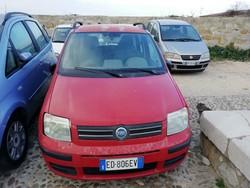 Fiat Panda car - Lote 20 (Subasta 5189)