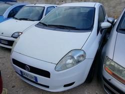 Fiat Grande Punto car - Lot 3 (Auction 5189)