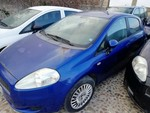 Fiat Grande Punto car - Lot 5 (Auction 5189)