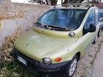 Fiat Multipla car - Lot 6 (Auction 5189)