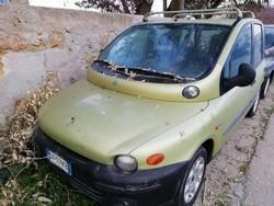 Fiat Multipla car - Lot 6 (Auction 5189)