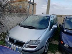 Fiat Ulisse car - Lot 8 (Auction 5189)