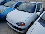 Fiat Seicento car - Lot 9 (Auction 5189)