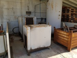 Compressed air system - Lot 16 (Auction 5191)