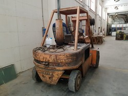 Lugli forklift - Lot 18 (Auction 5191)