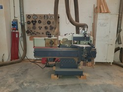 Saomad tenoning machine - Lot 2 (Auction 5191)