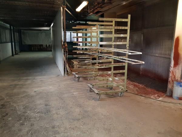 Macchine verniciatura legno in vendita