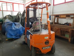 Lugli forklift - Lot 21 (Auction 5191)