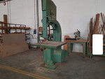 Machinery for processing wooden window frames and windows - Lot 22 (Auction 5191)