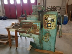 Machines for processing wooden window frames to be scrapped  - Lot 23 (Auction 5191)