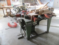 Wooden chairs processing equipment - Lote 11 (Subasta 5195)