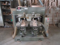 Balestrini tenoning machine - Lot 18 (Auction 5195)