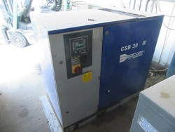 Ceccato CB 30 compressor with dryer - Lot 2 (Auction 5195)