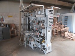 Bacci oscillating mortising machine - Lote 21 (Subasta 5195)
