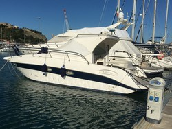 Saver Coupe 33 motorboat - Lote 0 (Subasta 5196)