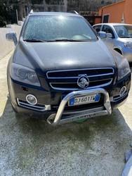 Chevrolet Captiva car - Lot 2 (Auction 5200)