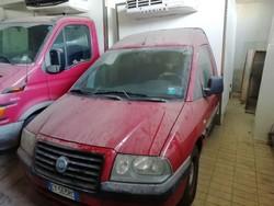 Furgone isotermico Fiat Scudo - Lotto 2 (Asta 5201)