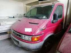 Isothermal van Iveco - Lot 3 (Auction 5201)