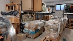 Spare parts warehouse for cars - Lot 1 (Auction 5204)