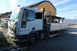 Iveco Eurocargo van - Lot 3 (Auction 5205)