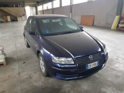 Fiat Stilo JTD car - Lot 1 (Auction 5211)