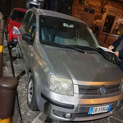 Fiat Panda car - Lot 1 (Auction 5212)