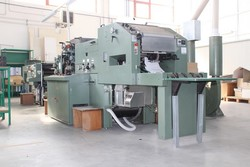 Muller Martini rotary printing machine and Polar Mohr cutter - Lot 0 (Auction 5214)