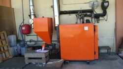 Pellet boiler Termomeccanica - Lot 21 (Auction 5214)