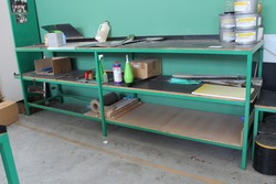 Nr  6 Work benches - Lot 31 (Auction 5214)