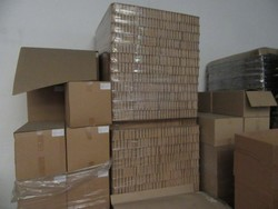 Cardboard on pallets - Lot 2 (Auction 5215)