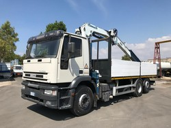Iveco Eurotech 240Ee38 truck - Lot 11 (Auction 5216)